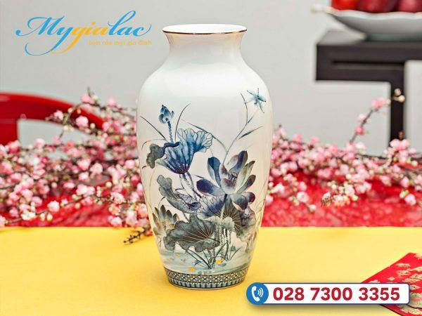 Qua Tang Tet Binh Hoa Minh Long