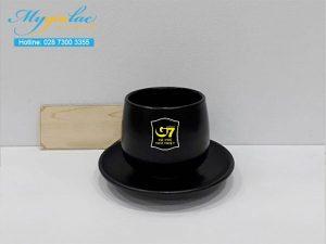 Tach Cafe Men Mat 200ml In Logo G7