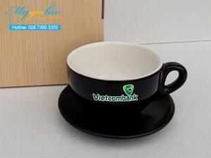 Tach Cafe Men Mau 220ml Vietcombank