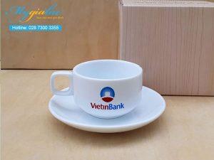 Tach Cafe Su Trang 165ml Vietinbank