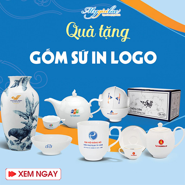 Gom Su In Logo Qua Tang