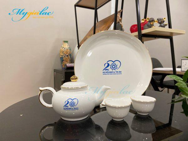 Bo Tra Jasmine Chi Vang 0.35l In Logo Ky Niem Tuu Truong
